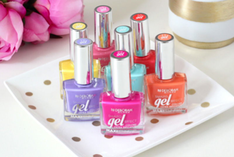 deborah smalto gel effect