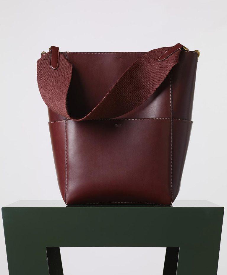 Céline Twisted Cabas bag
