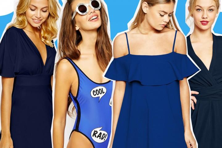 Colori trend estate 2015: tutte le sfumature del blu