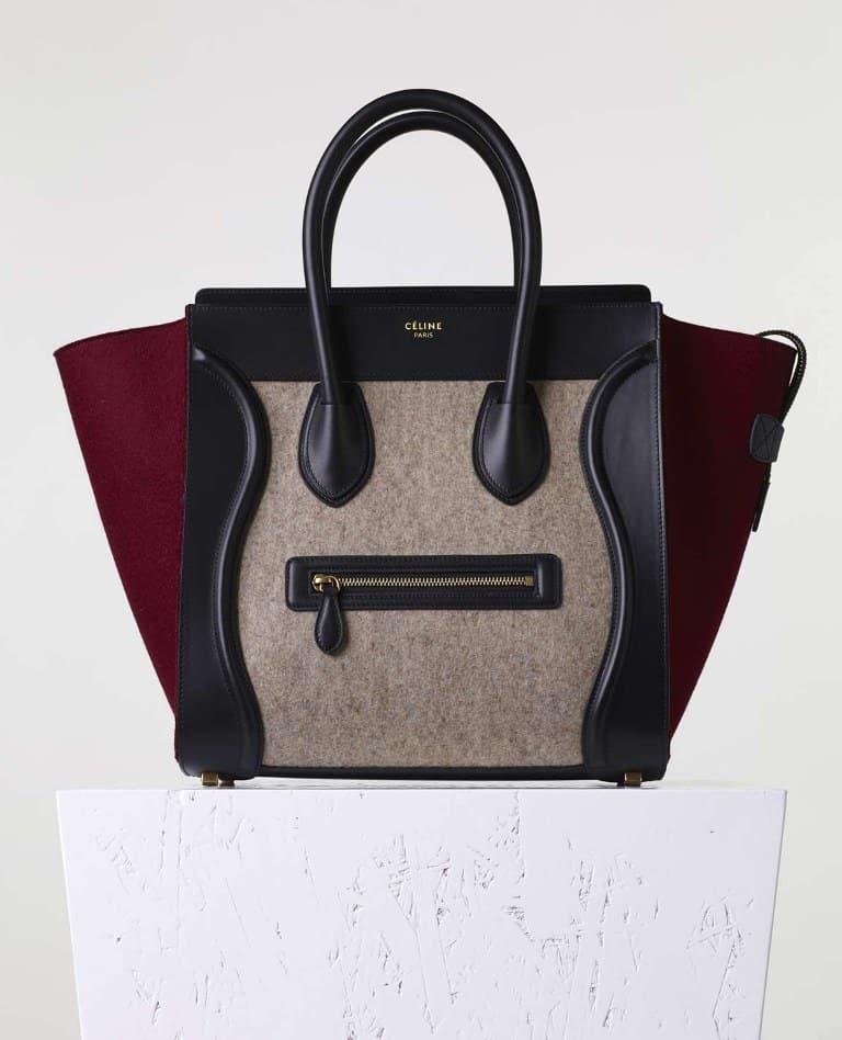 borse celine shop online celine blue suede bag. Black Bedroom Furniture Sets. Home Design Ideas
