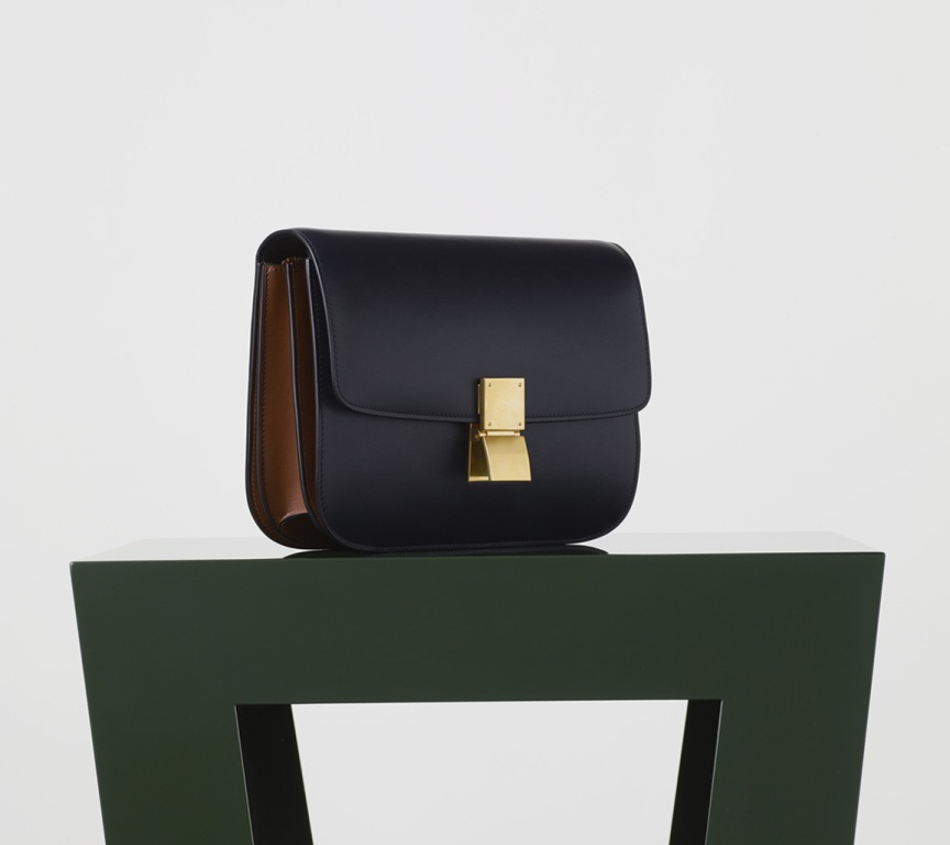 Céline classic box borsa tracolla