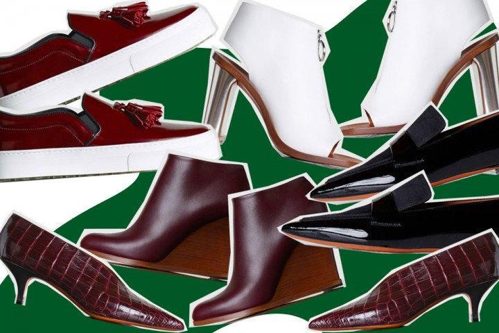 Céline la collezione di scarpe per l'autunno/inverno 2015-2016