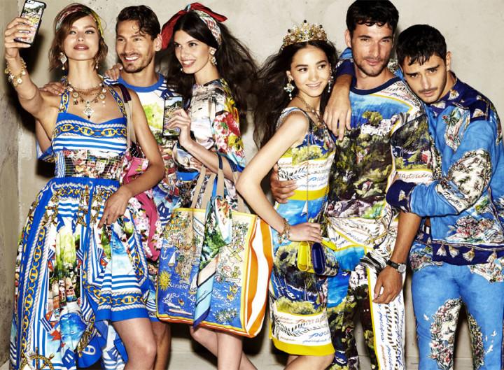 Dolce e Gabbana Portofino collection