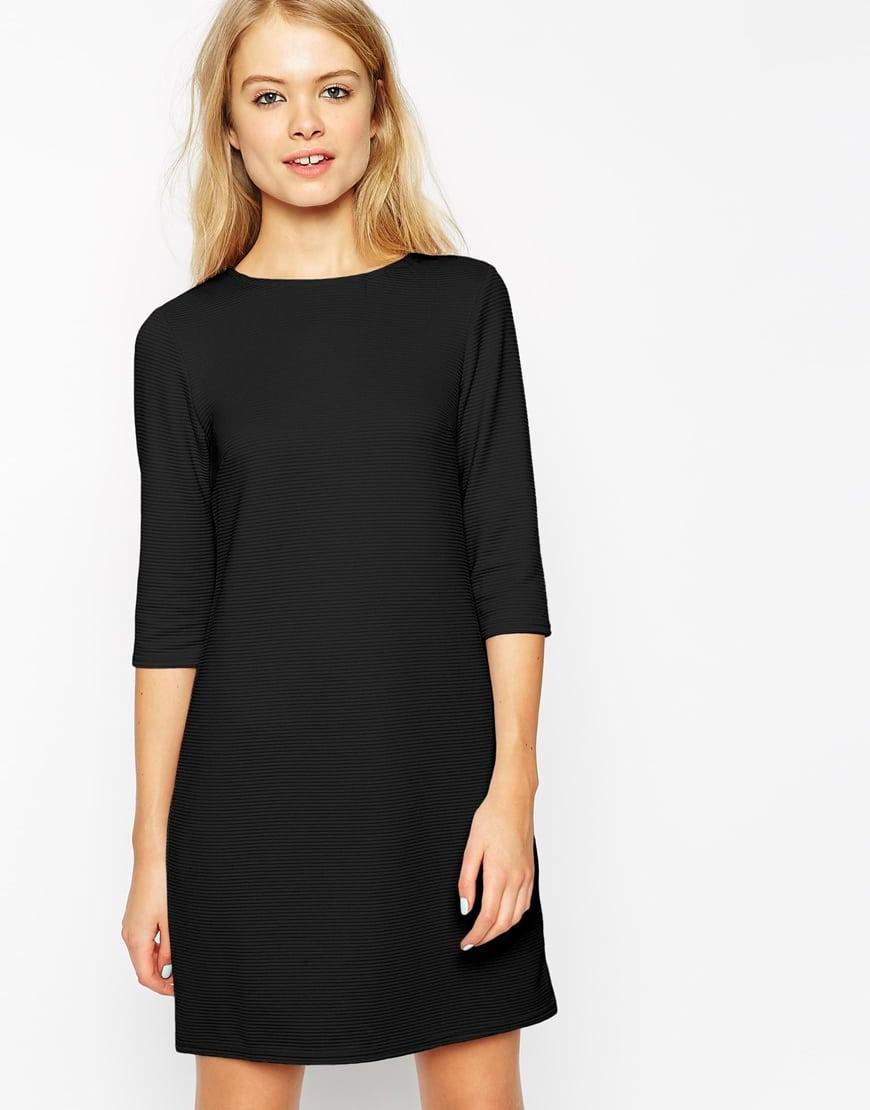 Vestito nero a tubino