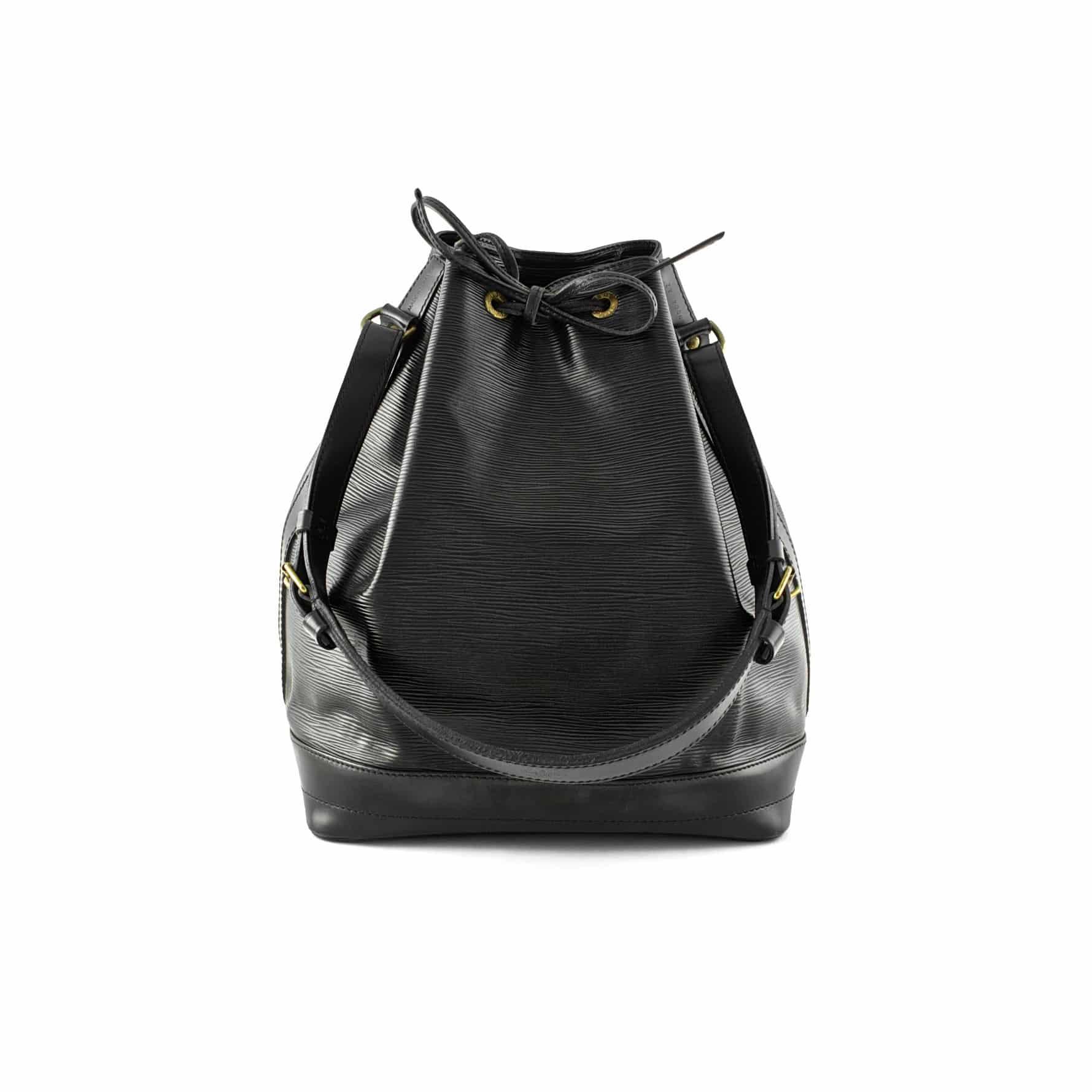 noé epi leather noir
