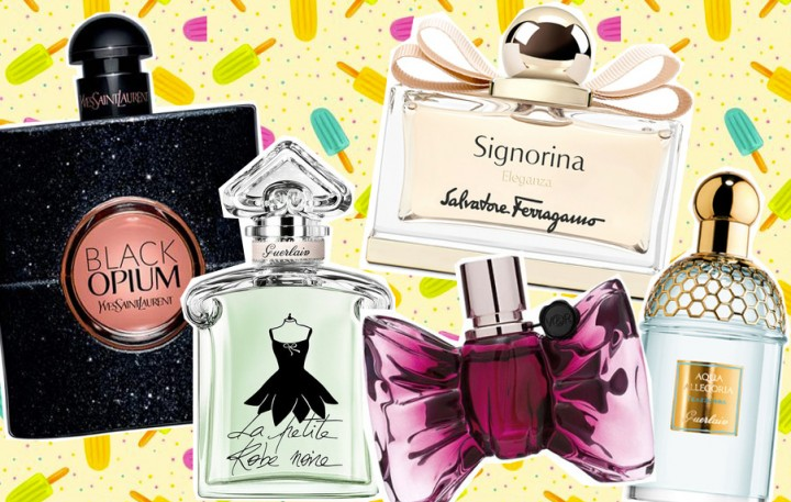 I 15 migliori profumi per l'estate 2015 selezionati per te
