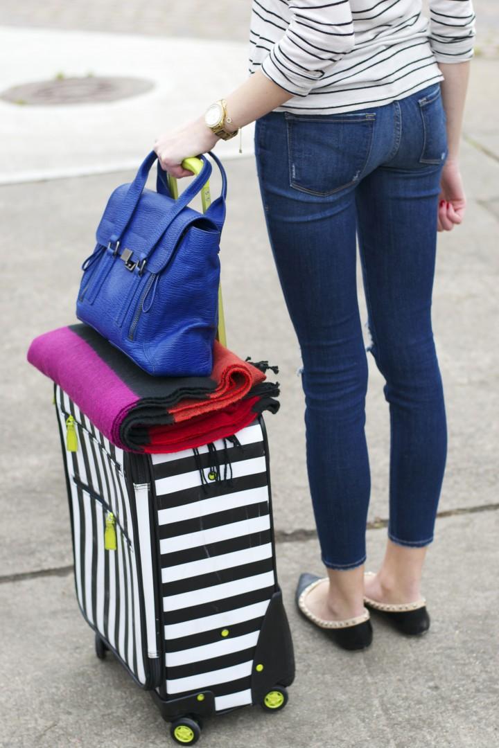 Consigli di viaggio: come far stare tutto in un bagaglio a mano