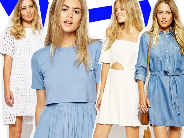 Shopping selection: 15 vestiti corti per l'estate 2015