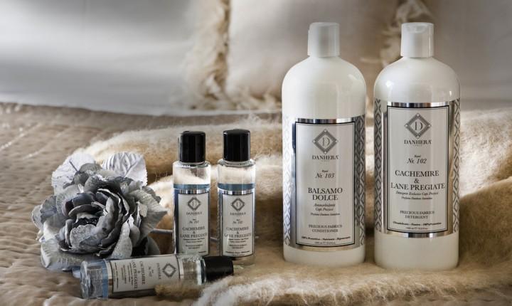 Danhera, la cura della casa e del bucato si fa luxury