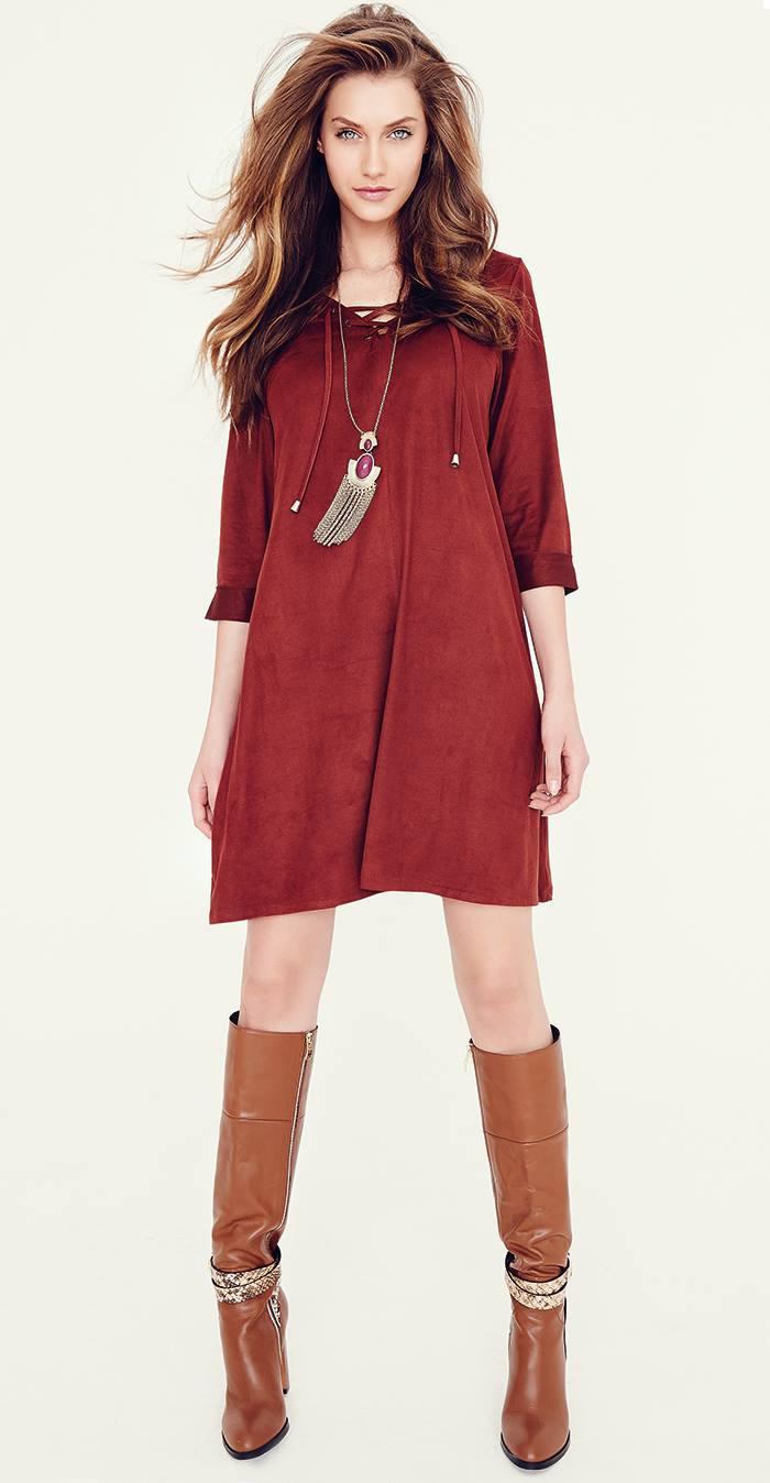 vestito motivi autunno 2015