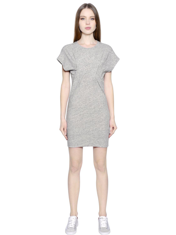 28_Vistito corto Iro, in maglia di cotone e lana (178 € su LuisaViaRoma)