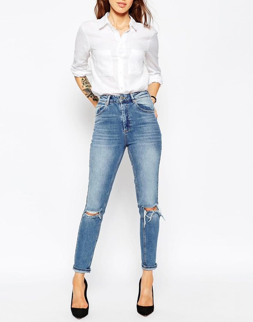 Famoso Jeans strappati donna, 15 idee per denim addicted   Impulse BF01