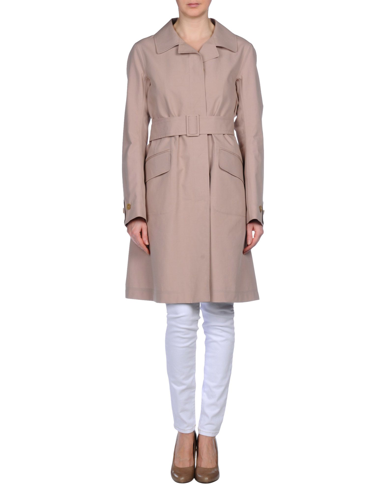 Trench classico Jil Sander