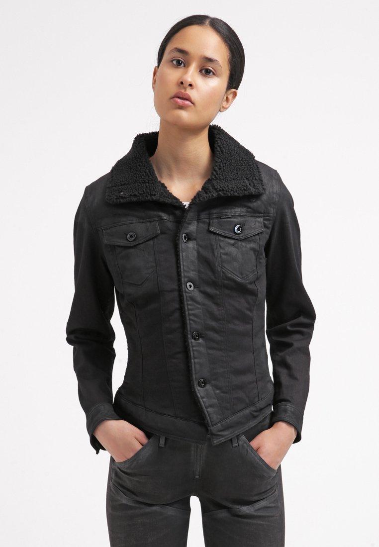 7_Giacca di jeans G-Star, con colletto classico e fodera leggermente imbottita (170 € su Zalando)