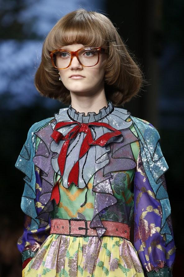 """Gucci e l'estetica della """"zia Assuntina"""""""