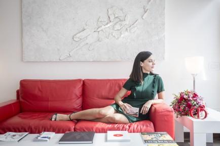 Dior Addict lipstick elena schiavon