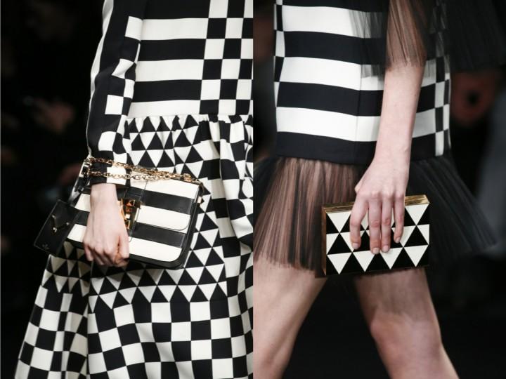 Valentino, borse e scarpe per l'autunno 2015 (foto e prezzi)