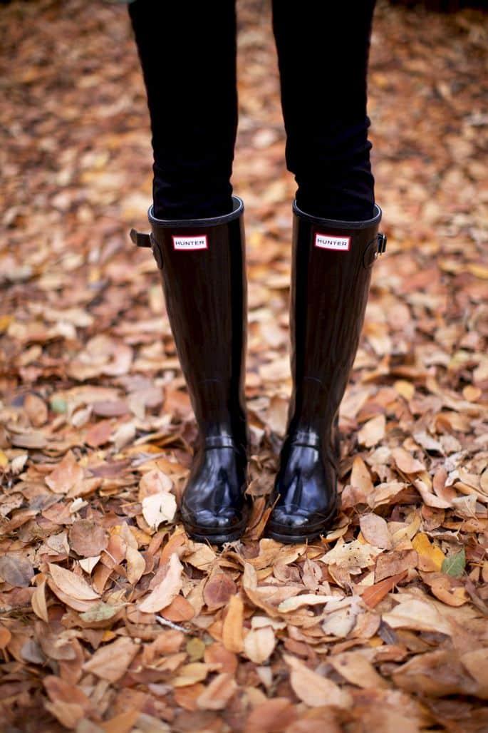 Stivali in gomma, 30 idee per sconfiggere la pioggia
