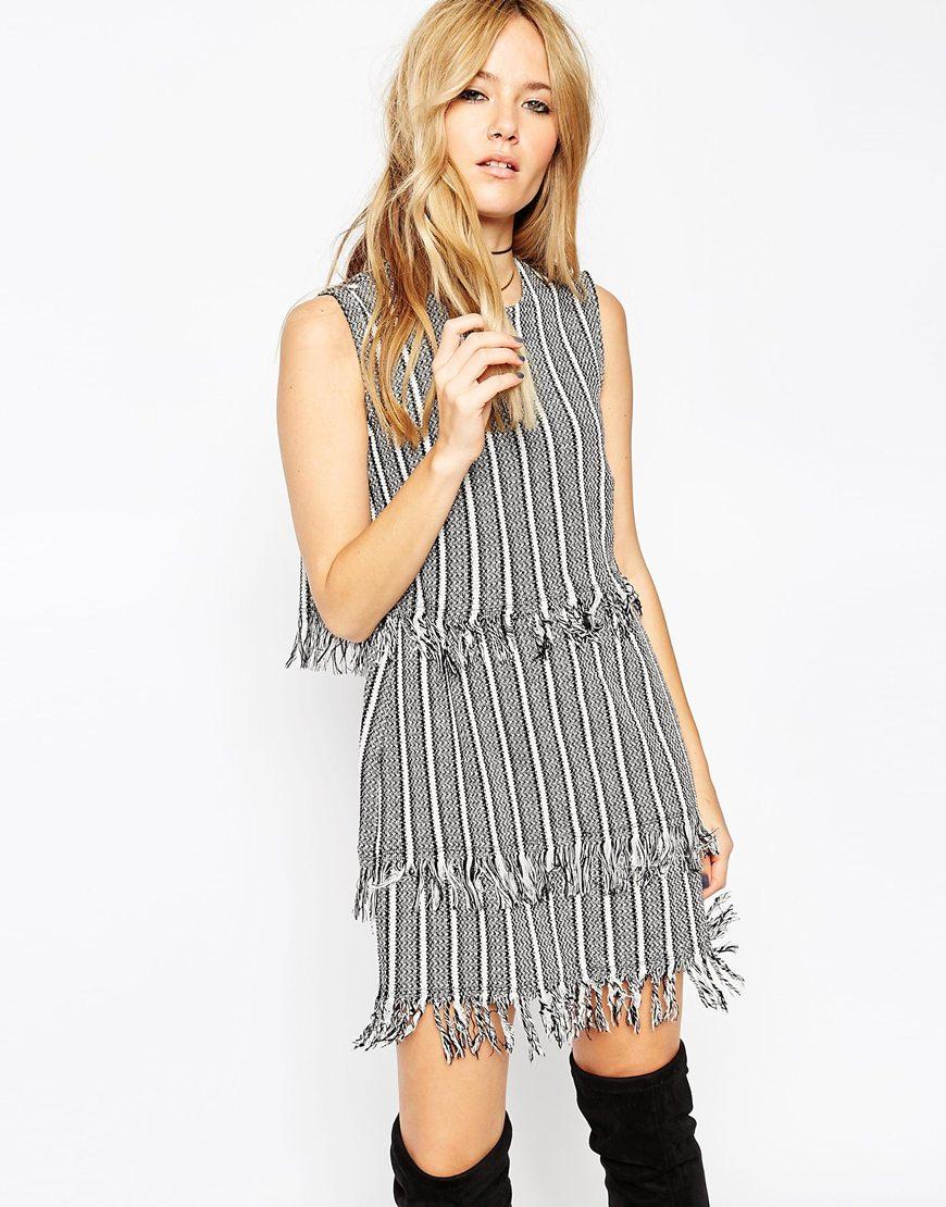abito corto moda autunno 2015