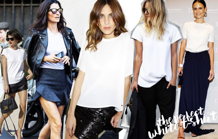 La t-shirt bianca perfetta esiste: come indossarla e dove comprarla