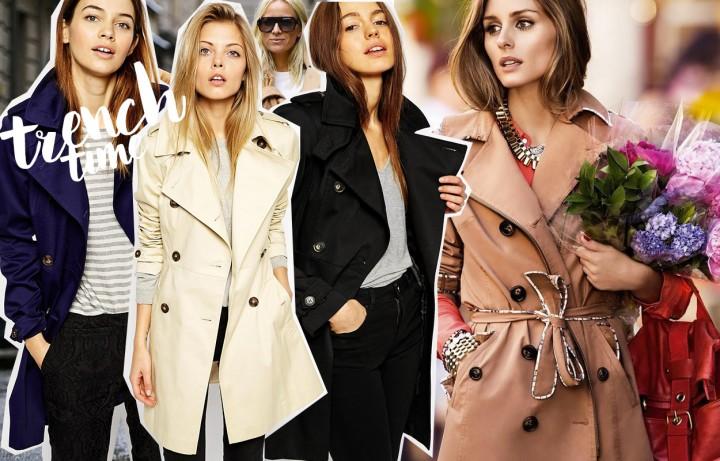Trench coat, come scegliere quello perfetto per te
