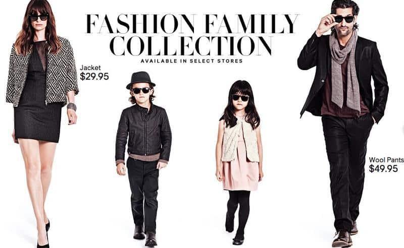 Fashion Family HM 2012