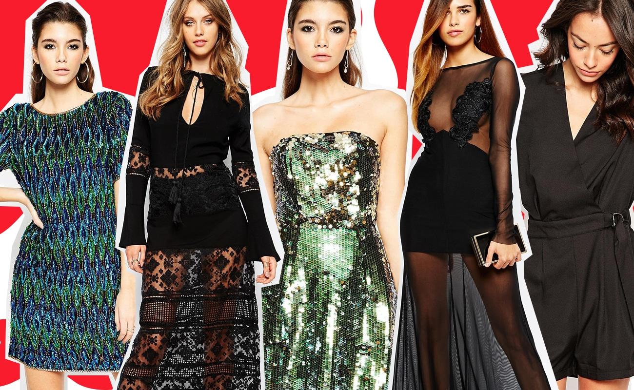 Natale e Capodanno 2015: abiti eleganti da donna per festeggiare!