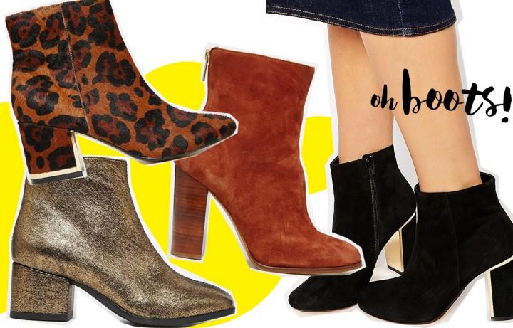 Stivaletti autunno 2015, 30 idee super fashion