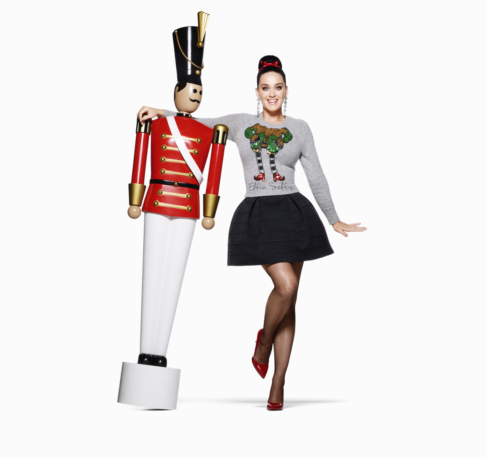 H&M Natale 2015 Katy Perry
