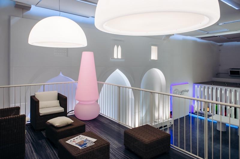 linea light lampade interni