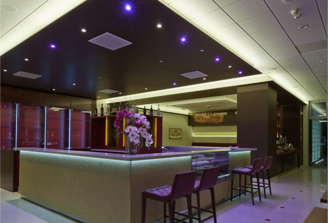 Linea light group hotel bassano