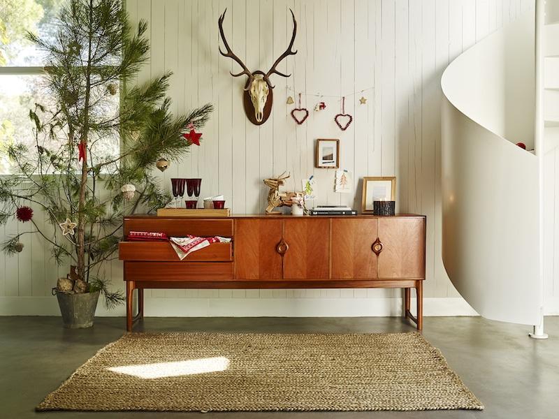 Natale 2015: addobbi natalizi e decorazioni fai da te per la casa in stile nordico