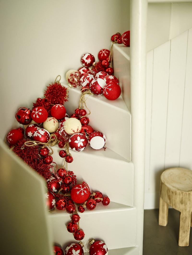 Addobbi di natale fai da te in stile nordico impulse - Addobbi natalizi per tavola da pranzo ...