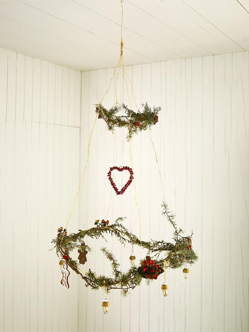 addobbi natalizi e decorazioni fai da te per la casa in stile nordico