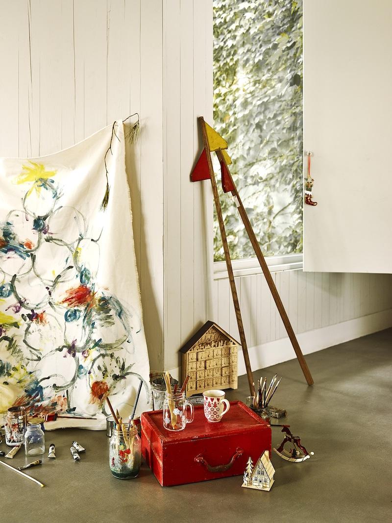 Addobbi di natale fai da te in stile nordico impulse - Decorazioni per feste fai da te ...