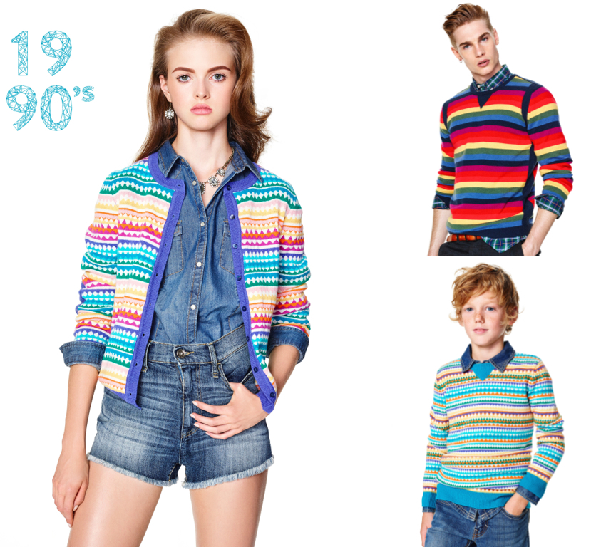 benetton a collection of us anni novanta