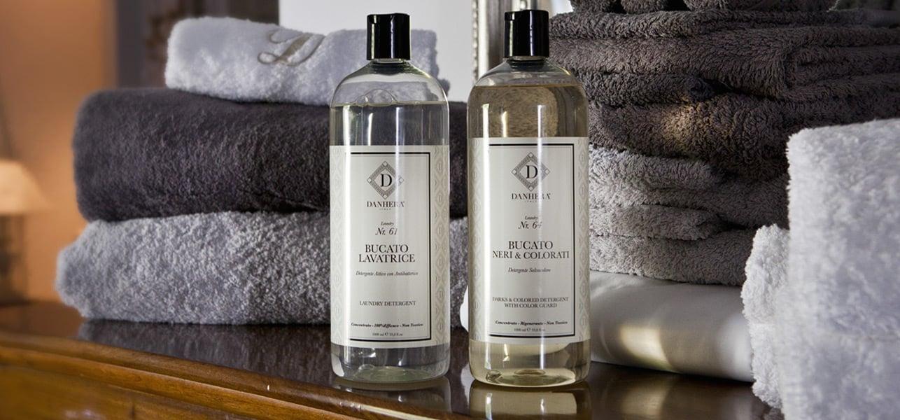 Danhera, profumi e prodotti cosmetici di lusso per la casa e per il bucato