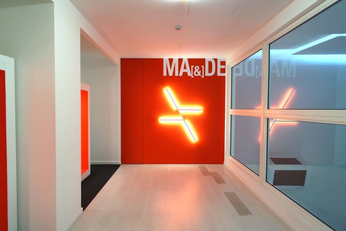 Linea Light Made design