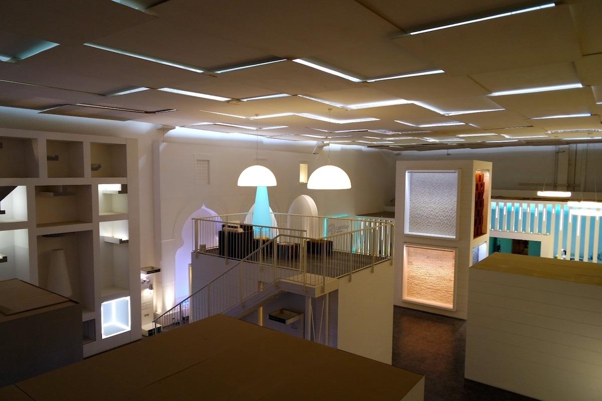 linea light showroom