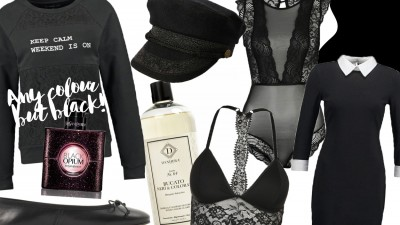 All black: Impulse Wish List n°9