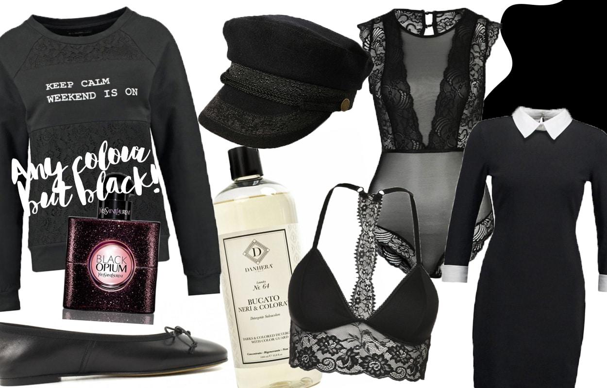All black: Impulse Wish List n°9