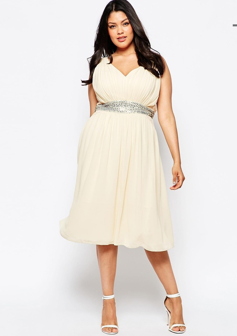 11 Holiday party look abiti curvy