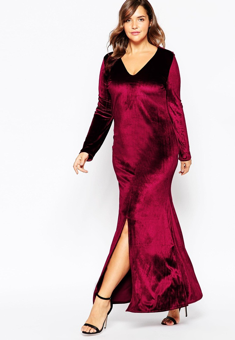 12 Holiday party look abiti curvy