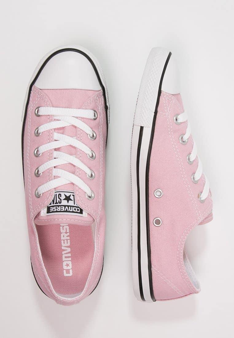 converse rosa pastello