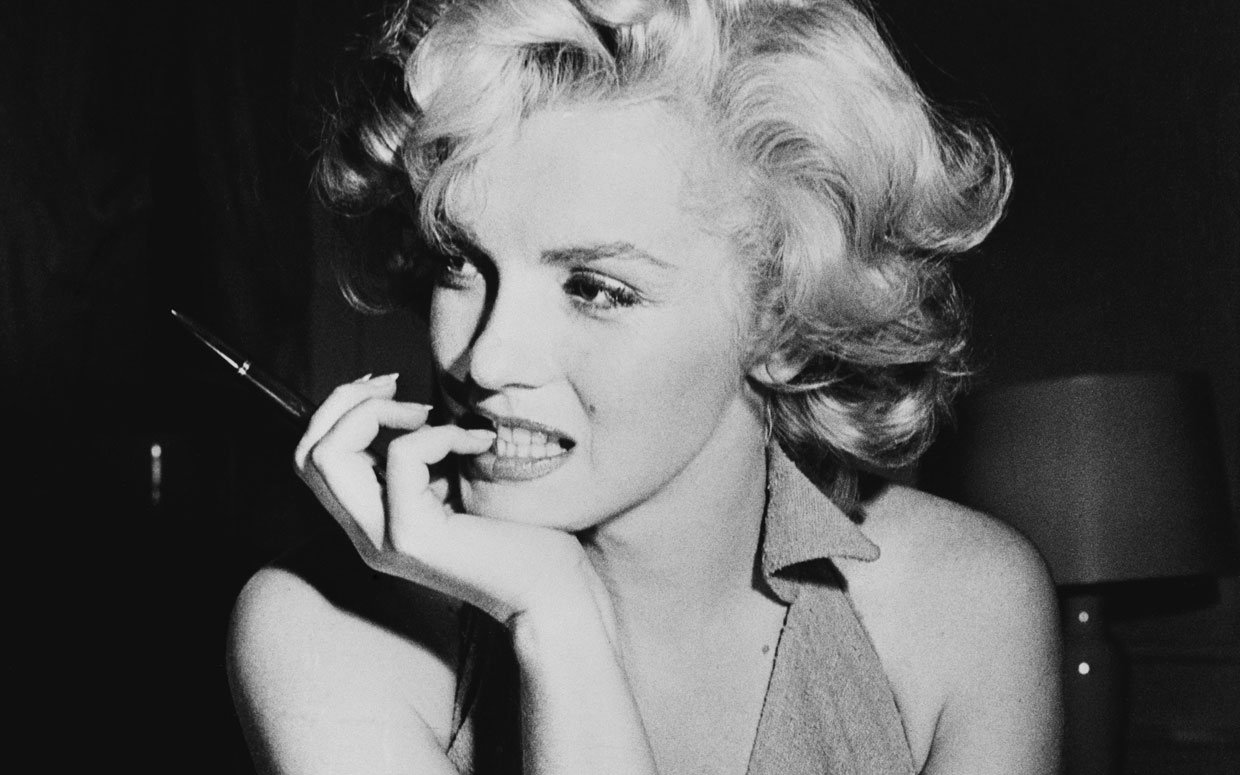 50 fashion quotes Impulsemag Marylin Monroe