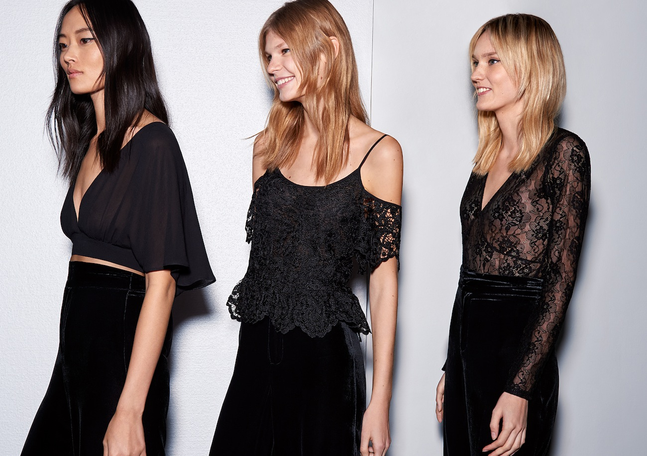 Zara Evening, la collezione pensata per Natale e party