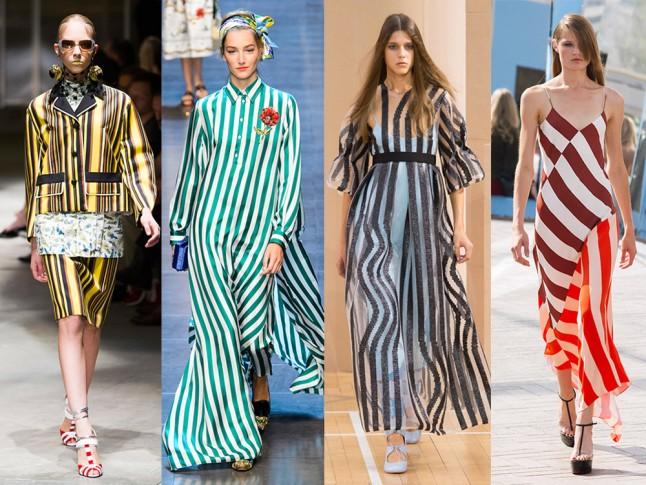 trend moda primavera estate 2016