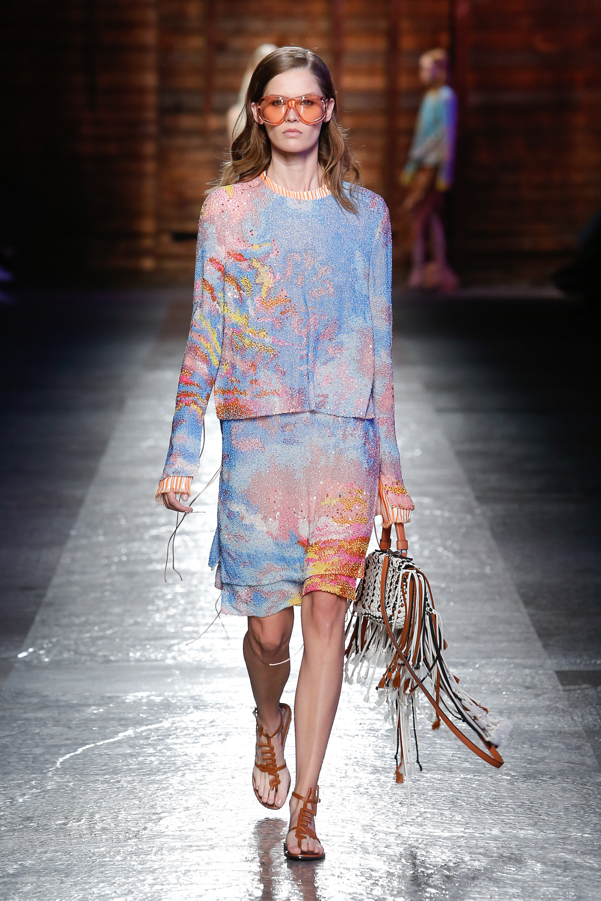 tendenze primavera estate 2016 Emilio Pucci
