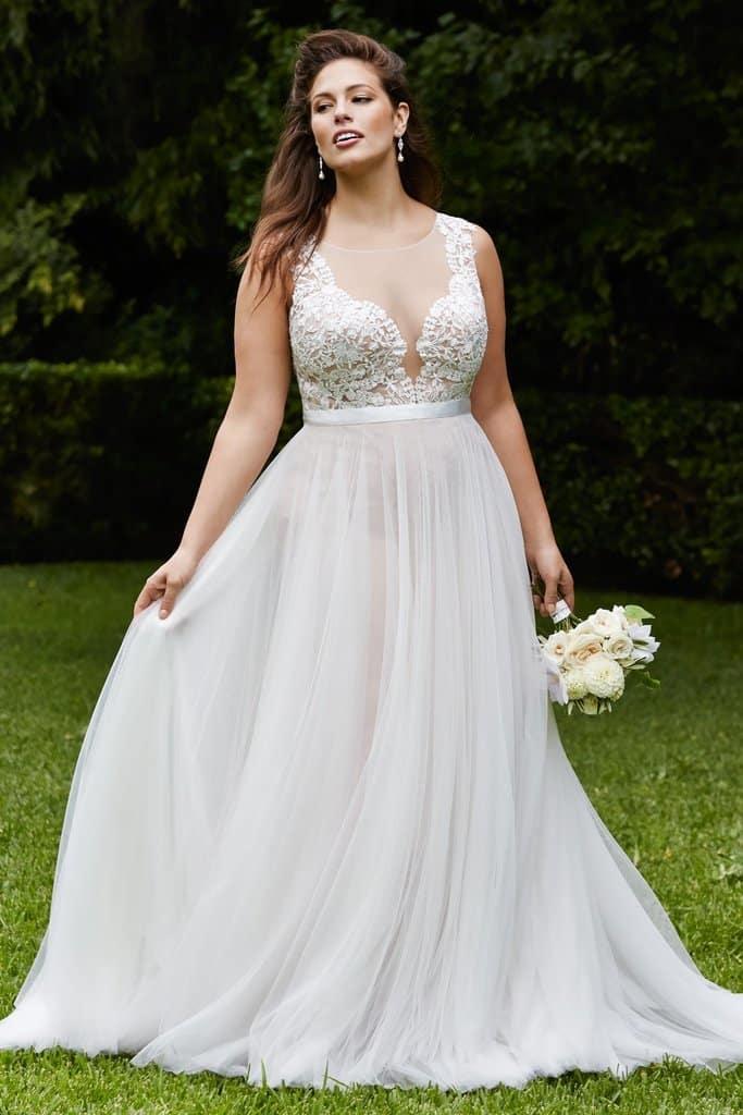 12 piccola guida agli abiti da matrimonio curvy
