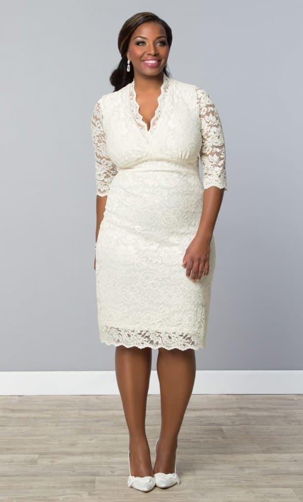 15 piccola guida agli abiti da matrimonio curvy